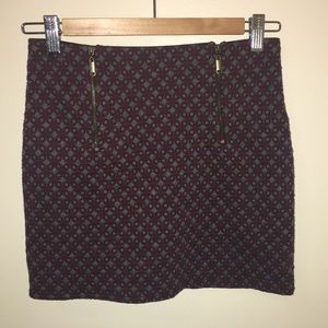 Urban outfitters high waisted skirt.